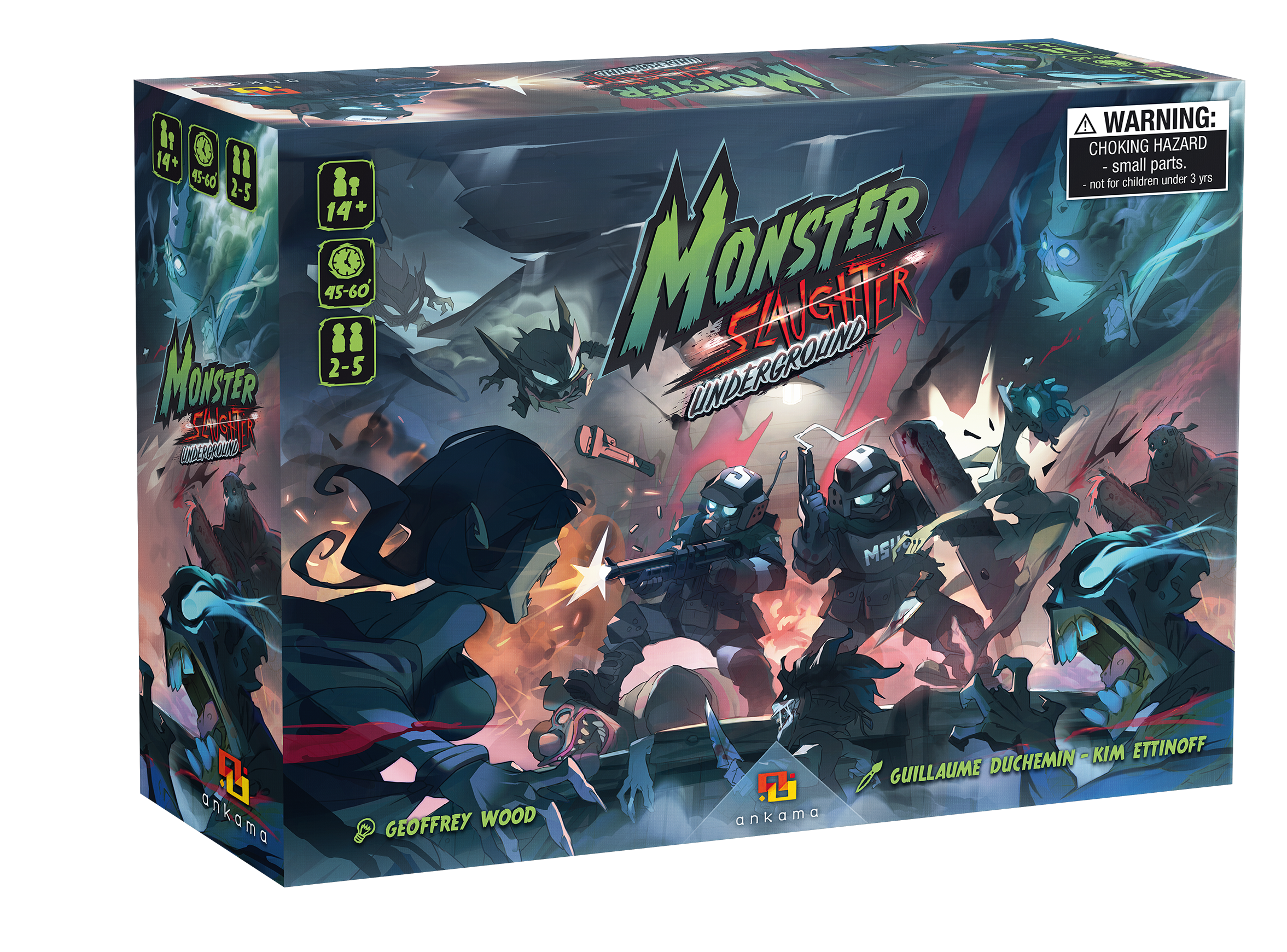 Monster Slaughter: Underground