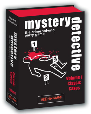 Mystery Detective Vol.1 - Classic Cases