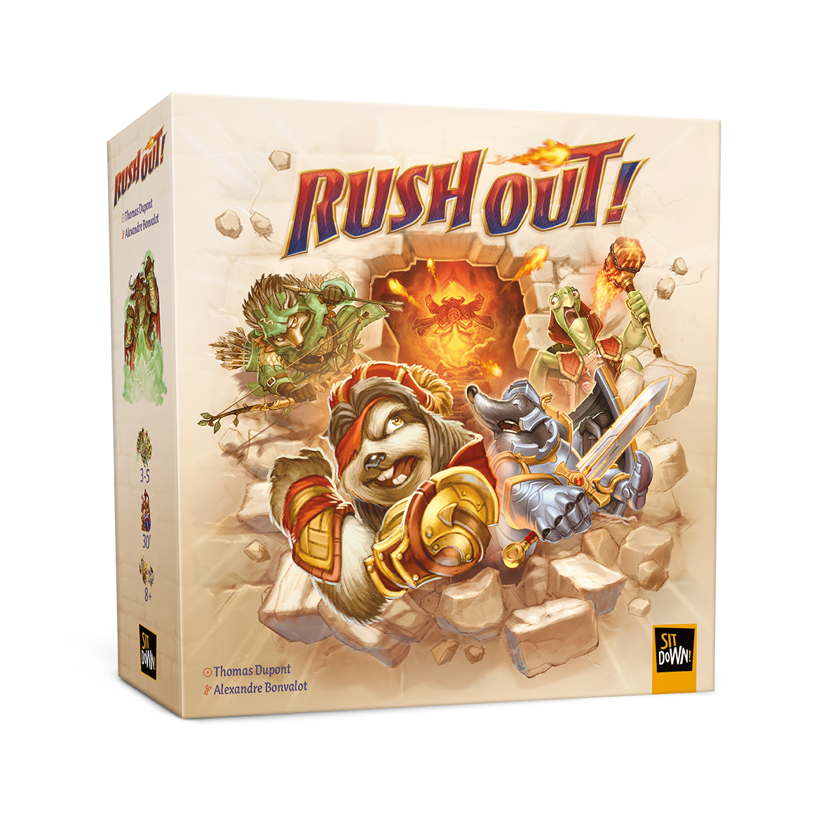 Rush Out!